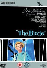 Alfred Hitchcock - los Pájaros Nuevo DVD (8236460)