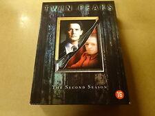 6-DISC DVD BOX / TWIN PEAKS - SEIZOEN 2