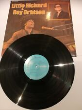 Little Richard & Roy Orbison - Little Richard & Roy Orbison (UK Vinyl LP)