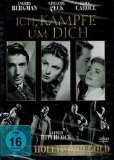 DVD - Ich kämpfe um dich (Alfred Hitchcock) - Ingrid Bergman & Gregory Peck