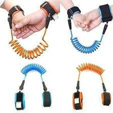Child Anti-lost Safety Strap Leash Wrist Link Harness Reins Kids Toddlers Secure