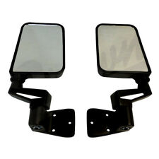 Side door Mirrors  PAIR  Jeep Wrangler TJ YJ 1987-2002 82200834K Crown