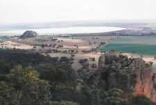 "CHARLES MURRAY AUSTRALIAN COLOURED PHOTOGRAPH ""DISTANT LAKE VIEW"" 2002"