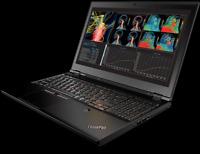 "Lenovo Thinkpad P51 Leo2A8 15,6"" UHD-4K E3-1505Mv6 64GB 2TB-SSD-PRO960 +2TB SSD"