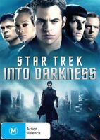 Star Trek Into Darkness DVD : NEW