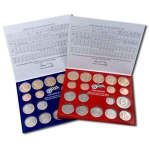 2009 Uncirculated U.S Mint P & D coin set   U09 36 coins