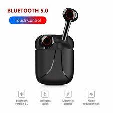 Bluetooth 5.0 Headset TWS Wireless Earphones Mini Earbuds Stereo Dual Headphones
