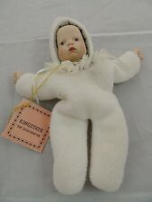 """Kingstate the Dollcrafter Sugar Baby 7"""" porcelain head and hands"""