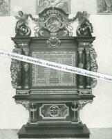 Schießen - Roggenburg - Kriegerdenkmal in der Kirche - um 1930           W 5-13