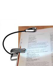 Nuevo   Clip de luz LED DN1057 StarMag Luz para Libro/marco   Con Pilas