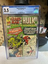 TALES TO ASTONISH #62 CGC 3.5 1st APP of the LEADER-Enter...The CHAMELEON!