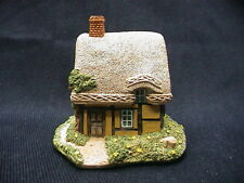 1990 Lilliput Lane Buttercup Cottage 1990 with box and deed