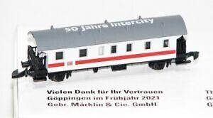 "Märklin Z 80131 Messemodell / Wagen ""Spielwarenmesse Nürnberg 2021"" - NEU + OVP"