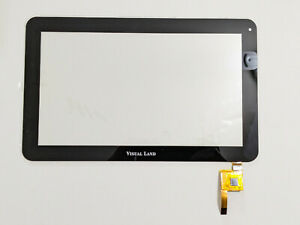 New 10.1 inch Touch Screen Panel Digitizer Glass For VISUAL LAND TOPSUN_F0004_A1