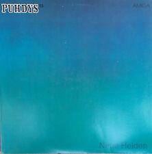 LP Puhdys Neue Helden Amiga,OIS mit Text, ,VG+,gewaschen,cleaned AMIGA 856 301
