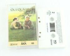 Out Of Africa Movie Soundtrack Cassette Tape 1985 Vintage Robert Redford
