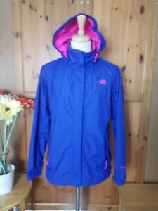 The North Face  Ladies Hyvent Hooded Jacket Size XL