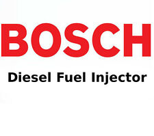Opel Campo Vauxhall 3.1L 1991- BOSCH Diesel Nozzle Fuel Injector 9432610281