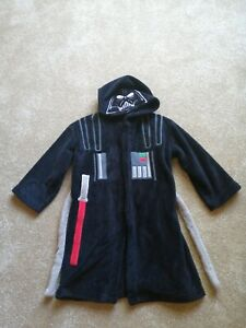 M&S Dressing gown boys age 5-6 Star Wars