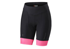 Specialized Women's RBX Comp Cycling Shorts Black / Neon Pink - Medium