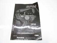Futaba 3PM Operating Manual Book ONLY OZ RC Models