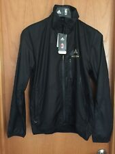 NEW Adidas Serie A AC Milan ACM Tracking Top Jacket Italy P94378 U.S Mens SMALL
