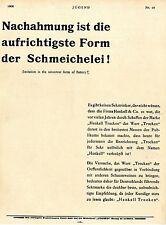 HENKELL spumante secco (plagiate) ad 1906