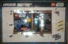 Lego Star Wars 911723 Vulture Droid Buitre Limited Edition Disney New Exclusive