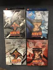 Naruto Curse Of The Sand Set Of All 4 Decks For Card Game CCG TCG