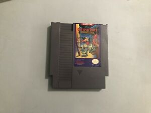 Disney's Chip 'N Dale: Rescue Rangers (Nintendo NES, 1990) - Cleaned and Tested