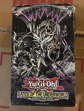 Yu-Gi-Oh! Gates Of The Underworld Starter Deck For Trading Card Game TCG CCG