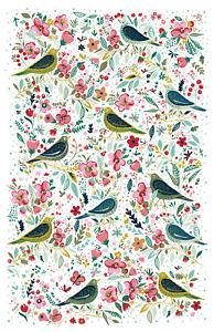 Geschirrtuch, Dawn Chorus Morgen Chor Vögel von Ulster Weavers