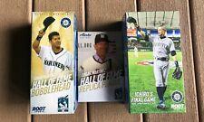 Ichiro Suzuki JAPAN FINAL GAME Bobblehead & Edgar Seattle Mariners *SGA* 2019