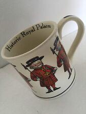 Royal Mug Palaces England Historic Cup Collection Souvenir Buckiham New