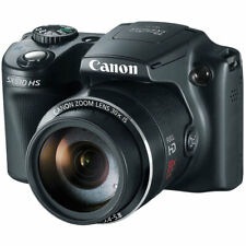 Canon PowerShot SX510 HS 12 MP Digital Camera with 30x Zoom 1080p Full-HD Video