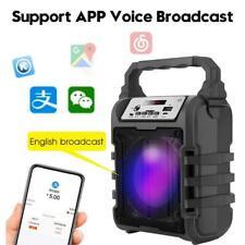 Outdoor Bluetooth Professional FM Radio Karaoke Multimedia Speaker portable