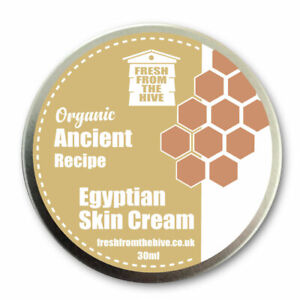 Beeswax Skin Balm with Propolis Honey Royal Jelly Pollen Olive Oil