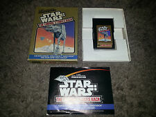 Star Wars Empire Strikes Back Intellivision Tandyvision Boxed Complete
