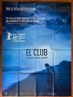 Plakat El Club Pablo Larraín Alfredo Castro Roberto Farias 120x160cm
