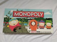 South Park Monopoly Collector's Edition - Rare COMPLETE OUT OF PRINT PRODUCTION