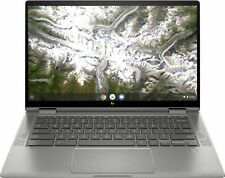 "HP - 2-in-1 14"" Touch-Screen Chromebook - Intel Core i3 - 8GB Memory - 64GB e..."