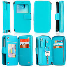 Unbranded/Generic Mobile Phone Wallet Cases for Samsung with Card Pocket