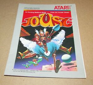 Joust (Instruction Manual Only) for Atari 2600