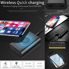 Qi Mobile Phone Power Banks for Samsung
