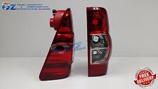 HOLDEN RODEO RA Tail lights Taillamps NEW PAIR left & right 2006-2008