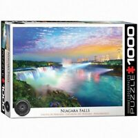 Eurographics  1000 Piece Jigsaw Puzzle - Niagra Falls Globetrotter EG60000770