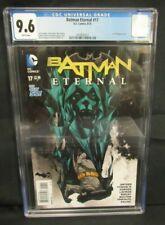 Batman Eternal #17 (2014) Dustin Nguyen Cover CGC 9.6 CE071