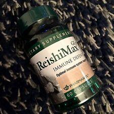 Nu Skin Nuskin Pharmanex ReishiMax Reishi Max GLP for Immune System 60 capsules