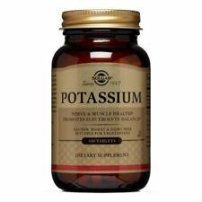Potassium 100 Comprimés - SOLGAR