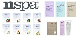 NSPA Beauty Rituals Face Mask Collection Facial Care Routine at Home 15ml